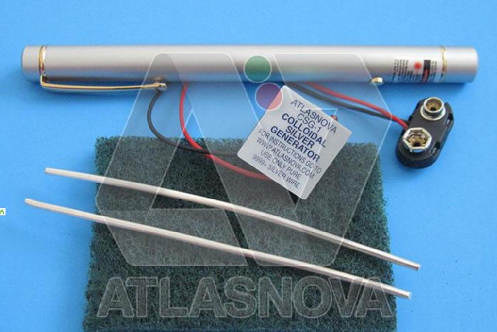 Colloidal Silver Generator-1